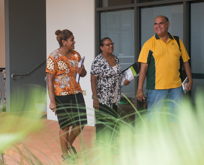 College of Indigenous Futures, Arts and Society featured